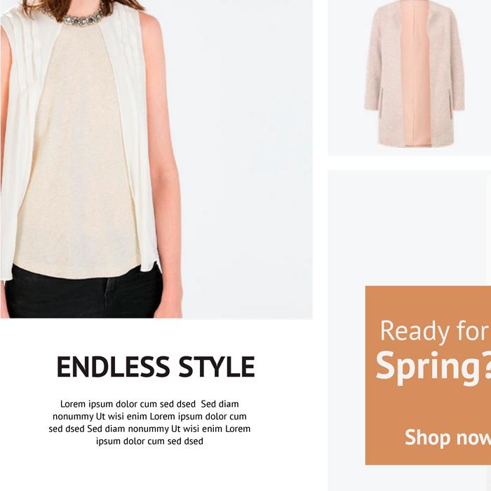 Online Shop UX-UI Design